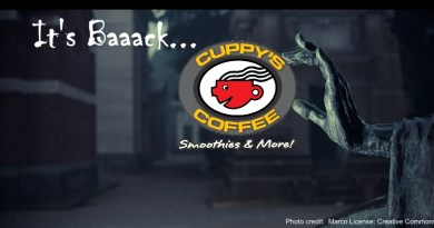 Beware Cuppy's Coffee