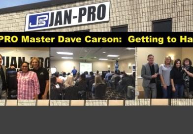 Troubled Jan-Pro Franchise Gets A Clean Start