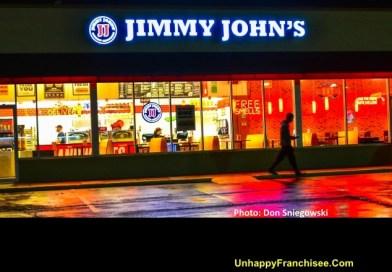 JIMMY JOHN'S Franchise Complaints (Part 1)
