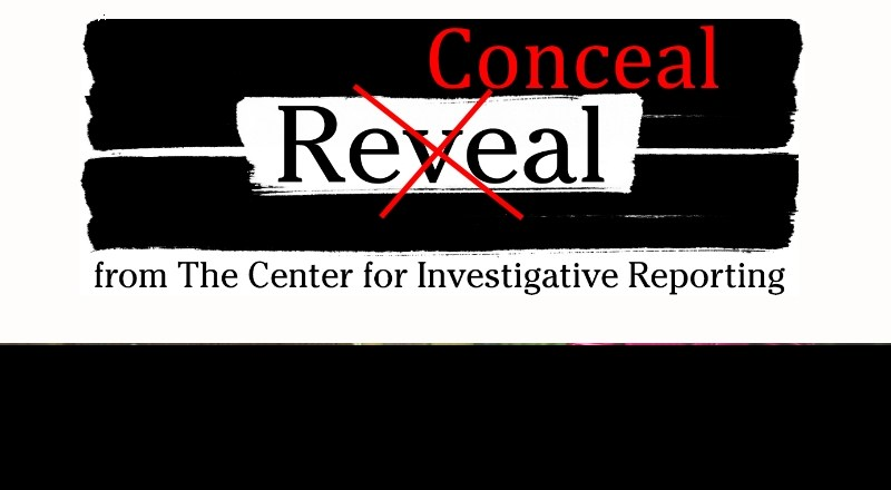 Ziva Branstetter & Hypocrisy at The Center for Investigative Reporting (CIR)