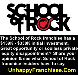 School of Rock franchise