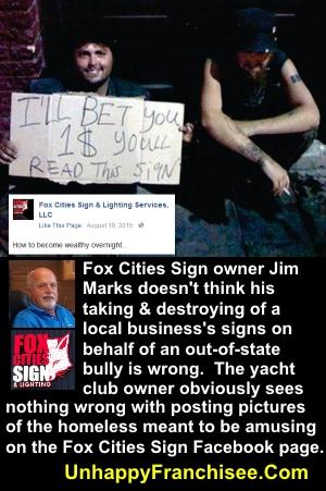 Fox Cities Sign