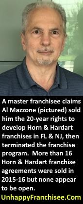 Horn Hardart Al Mazzone