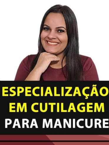 Curso de Cutilagem para Manicures- Faby Cardoso – 2021
