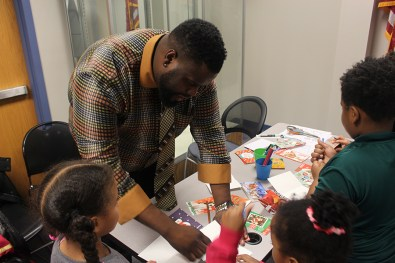 Jacobs Ladder Teaches Young Scholars About The Importance of Community Service