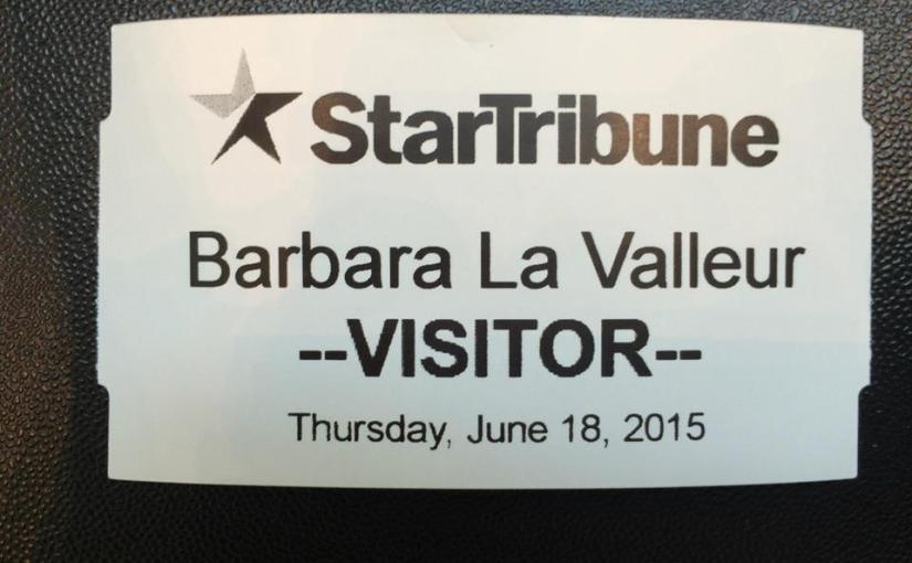 LA VALLEUR COMMUNICATES: Musings By Barbara La Valleur — Downtown Minneapolis Adventure(s)