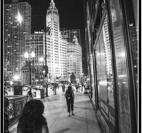 DAVE VORLAND: Photo Gallery — Scenic Chicago, September 2015