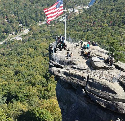 JEFF OLSON: Photo Gallery — Chimney Rock State Park