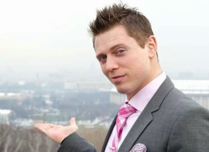 Miz, on his wedding day? Not pictured, my wife.