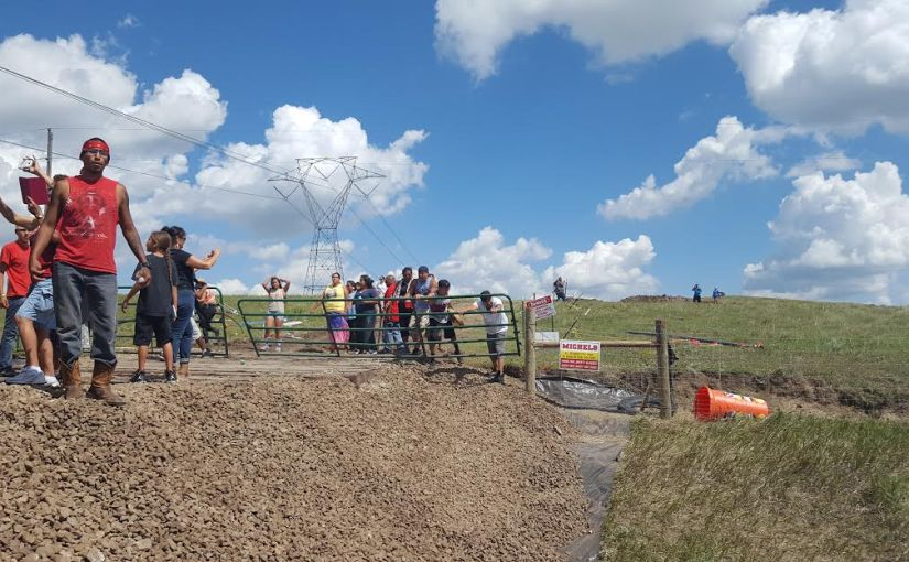 TOM DAVIES: The Verdict — Pipeline Protesters On Standing Rock Reservation Need Our Support