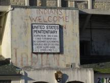 Welcome to Alcatraz Island.