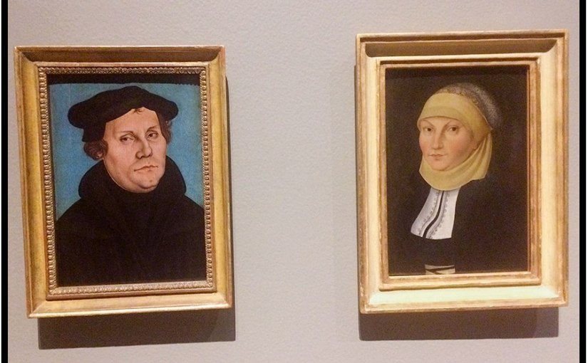 DAVE VORLAND: It Occurs To Me — Martin Luther At MIA
