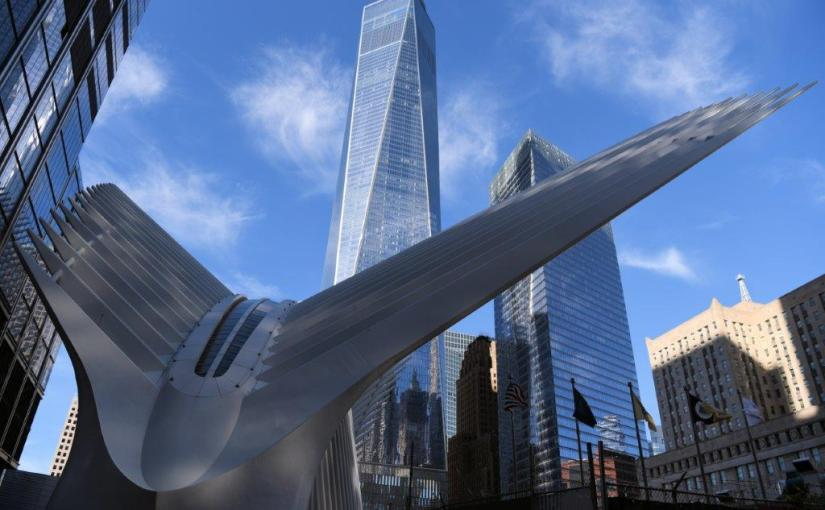 RUSS HONS: Photo Gallery — 9/11 Memorial, Museum And Freedom Tower