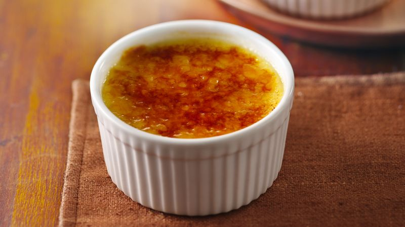 JUSTIN WELSH: Food Muse — Crème Brûlée