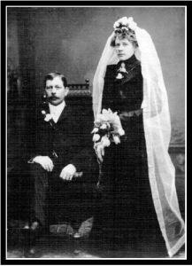 Hans and Anna Vorland.