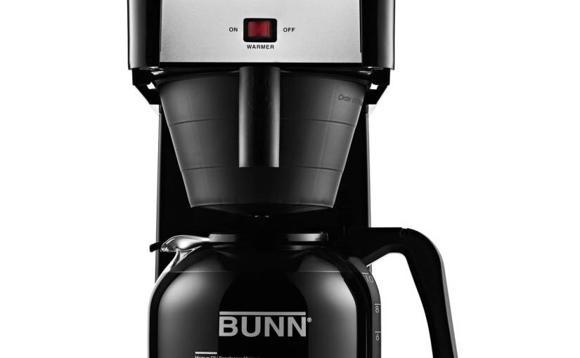 KEVIN GRINDE: Rhythm Of The Trail —  I Had Fun Reading A Bunn Coffee Maker Instruction Booklet