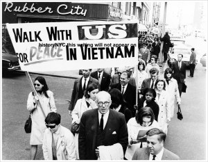 Dr. Benjamin Spock, you misguided celebrity: Listen up: How does writing the nation's most important book about raising children entitle you to have an opinion about Vietnam?