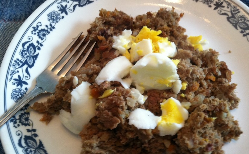 CHEF JEFF: One Byte At A Time — Leftover Lamb Hash
