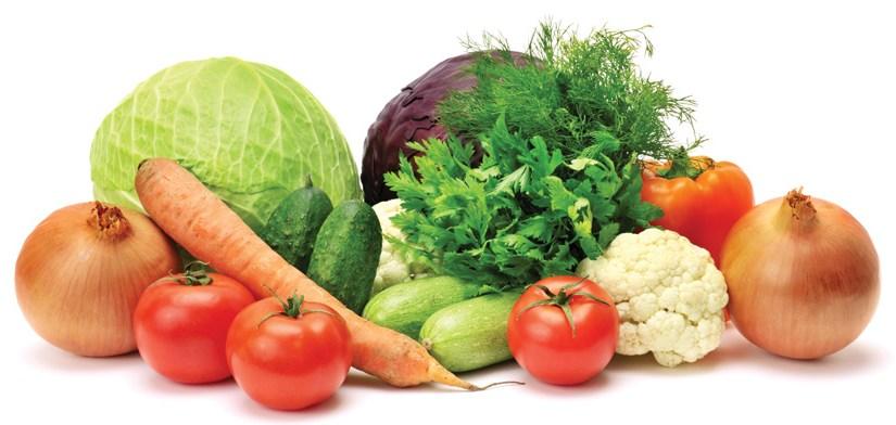 RON SCHALOW: All Vegetables Matter