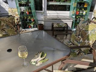 LILLIAN CROOK: WildDakotaWoman — Time For A Cold Glass Of Chardonnay