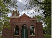 St. Lawrence O'Toole Catholic Church.