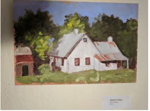"""Albert's Place"" by Ken Rogers."