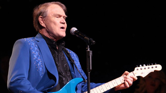 TERRY DULLUM: The Dullum File — Glen Campbell