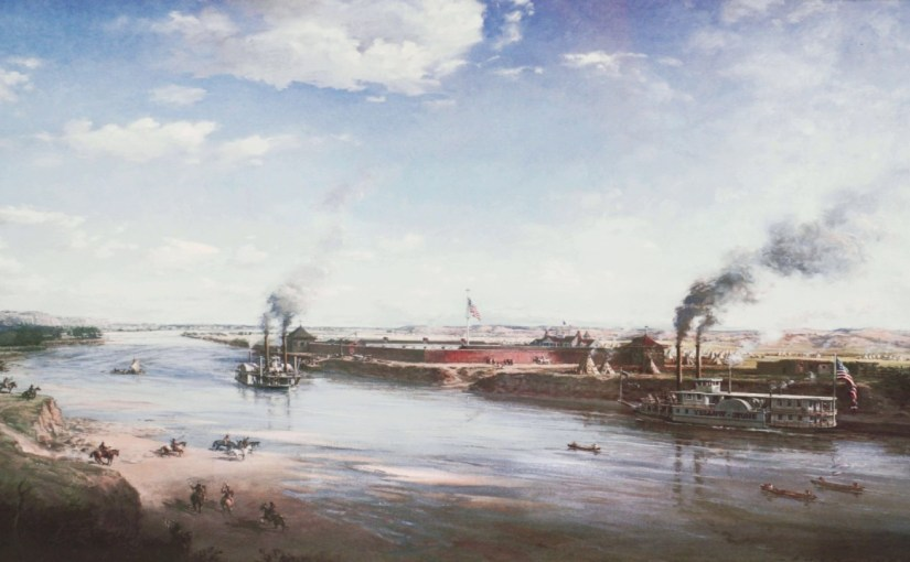 LILLIAN CROOK: WildDakotaWoman — 'Steamboats In Dakota Territory': A Book Review