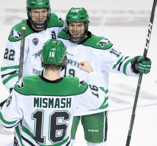 RUSS HONS: Photo Gallery — University Of North Dakota Vs. Miami University