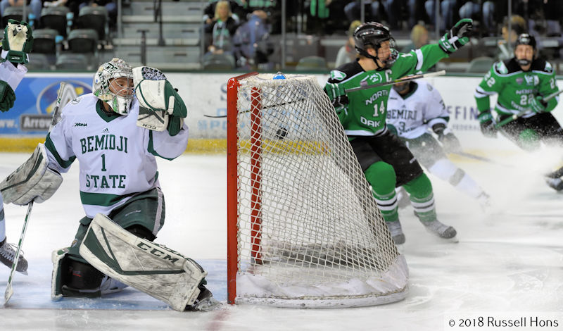 RUSS HONS: Photo Gallery — University Of North Dakota Vs. Bemidji State University