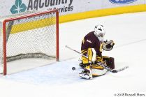 Grand Forks, ND ; 2018 NDHSAA State Hockey Tournament