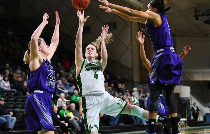 RUSS HONS: Photo Gallery — University Of North Dakota Vs. Weber State University