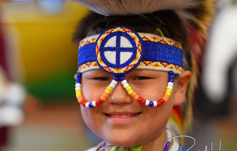 RUSS HONS: Photo Gallery — UND Indian Association 48th Annual Time Out Wacipi Powwow