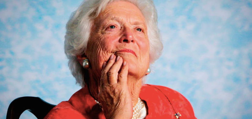 TIM MADIGAN: Anything Mentionable — Barbara Bush And The Aspiration To Goodness