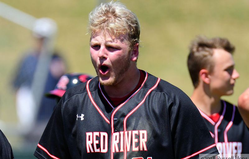 RUSS HONS: Photo Gallery — East Region Baseball Tournament: Grand Forks Central Vs. Grand Forks Red River