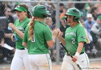 May 5, 2018; North Dakota Softball took on Idaho State in their final home game of the year at Apollo Park in Grand Forks, North Dakota. North Dakota won 5-1.