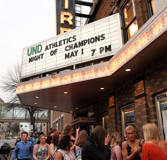 RUSS HONS: Photo Gallery — UND Athletics Night Of Champions