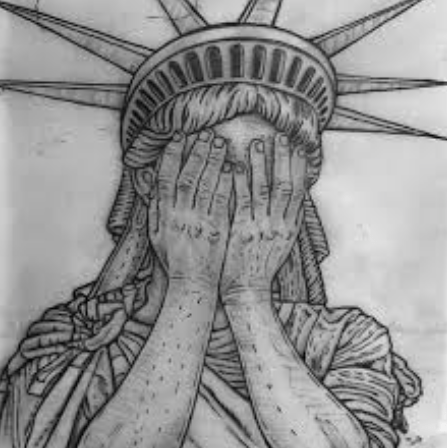 TOM DAVIES: The Verdict — Is Lady Liberty Weeping?