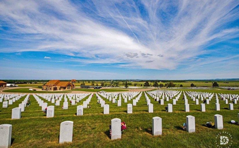 DAVE BRUNER: Photo Gallery — North Dakota Veterans Cemetery