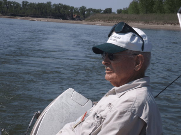 JIM FUGLIE: View From The Prairie — Fishing On D-Day With An American Hero