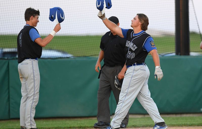 RUSS HONS: Photo Gallery — Grand Forks Post 6 Vs. East Grand Forks Post 157