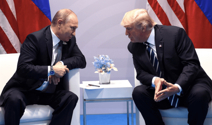TOM DAVIES: The Verdict — Russia Is No Ally And No Friend To The USA