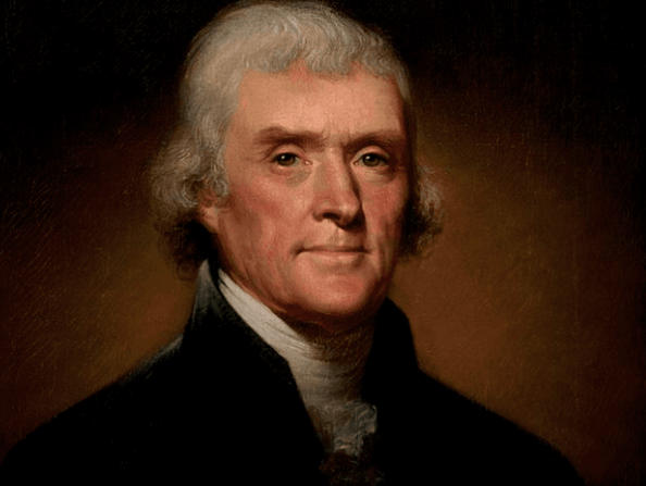 CLAY JENKINSON: The Jefferson Watch — On Jefferson And Leadership