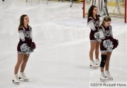 Feb. 5, 2019 Grand Forks Central vs West Fargo boys hockey. Central won 8-0. More photos at: https://bit.ly/2FMqLq1