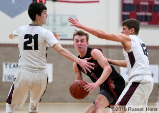 February 8, 2019 Grand Forks Red River vs Grand Forks Central. All game photos can be viewed here: https://bit.ly/2FMqLq1