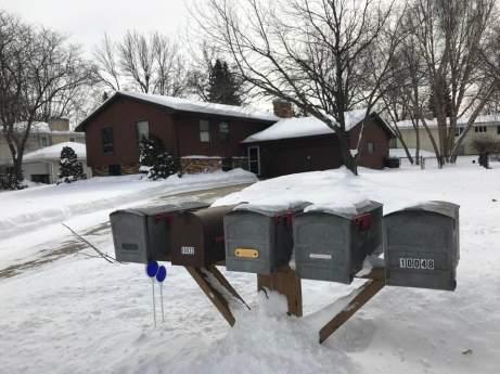Minnesota mail.