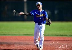 May 9, 2019 Red River High School hosted Thief River Falls tonight and won 5-1. Photo by Russell Hons All game photos here: https://russellhonsphotography.shootproof.com/2018_2019_GGFSports