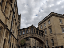 Bridge of Sighs, Oxford, Hartford College.