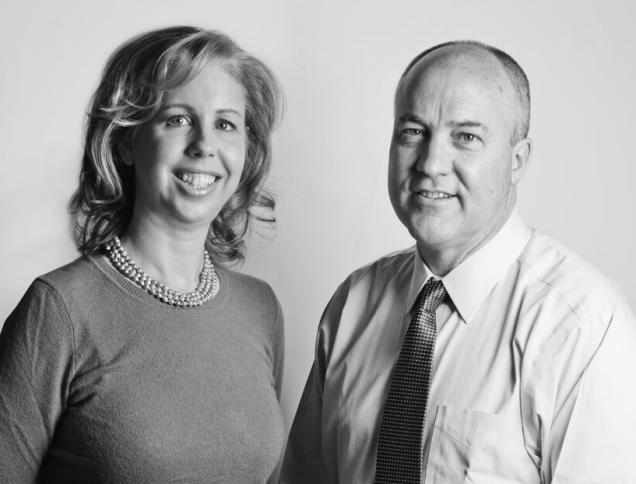 Authors Nancy Gibbs and Michael Duffy.