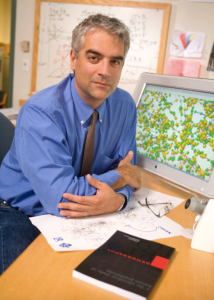 Nicholas Christakis (Photo: Paul Schnaittache, All rights reserved)